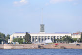 Finland Railway Station. — Stock Photo