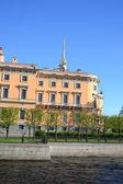 The Mikhailovsky Castle (Engineers Castle). — Stock Photo
