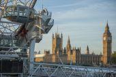 Big Ben Clock Tower — Stock Photo