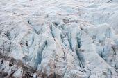 Skaftafelljokull glacier - Iceland — Stok fotoğraf