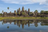 Angkor Wat Cambodia — Stock Photo
