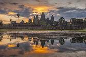 Angkor camboya de wat — Foto de Stock