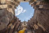 Den big Buddha, in Sri Chum Tempel — Stockfoto