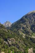 National park Aiguestortes — Stock Photo