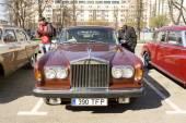 Retro Rolls Royce — Stock Photo