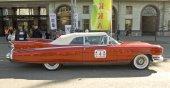 Retro car cadillac eldorado — Foto de Stock