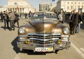 Retro car chrysler — Foto de Stock