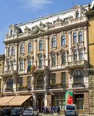 Lvov, Grand hotel — Stock Photo