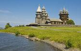 Isla kizhi — Foto de Stock