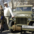 Retro car Willys MB — Stock Photo #70426467