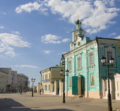 Kazan, Russia, Saint Nicholas cathedral — Stock Photo