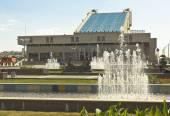 Kazan, Russia, Kamal theatre — Stok fotoğraf