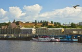 Nizhniy Novgorod — Stock Photo