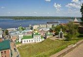 Нижний Новгород — Стоковое фото
