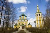Uglich, Russia — Zdjęcie stockowe