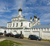 Murom, monastery — Stock Photo