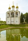 Pereslavl - Zalesskiy, Russia — Stock Photo
