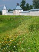 Russia, Spaso-Prilutskiy monastery in Vologda — Stock Photo