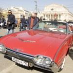 Retro car Ford Thunderbird — Stock Photo #70655639