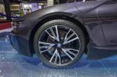 BMW i8 araba — Stok fotoğraf