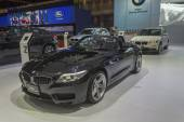 BMW Z4 sDrive20i Highline Car — 图库照片