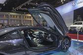 BMW i8 car — Stock Photo