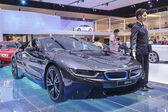 BMW i8 car — Stok fotoğraf