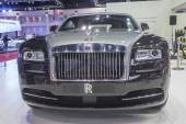Rolls-Royce Wraith Car — Stock Photo