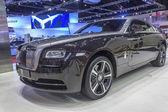 The Rolls Royce Wraith Car — Stock Photo
