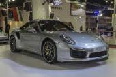 Porsche 911 turbo S — Stockfoto