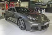 Porsche Panamera Diesel — Stockfoto