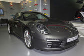 Porsche 911 Carrera S Car — 图库照片