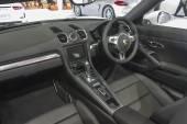 Porsche panamera s e-hybride auto — Stockfoto