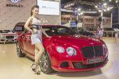 Bentley Continental GT Speed Car — Foto Stock