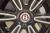 Bentley Wheel — Stock Photo