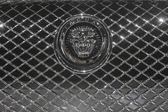 Logos of Jaguar car — Stock Photo