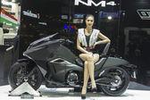 Honda NM4 Motorcycle — Foto Stock