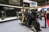 Honda CTX1300 Motorcycle — Foto Stock