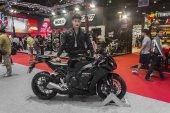 Honda CBR1000RR Motorcycle — Stock Photo