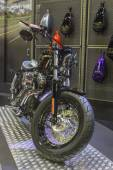 Harley - Davidson Sportster XL 1200X Forth - Eight Motorcycle — 图库照片