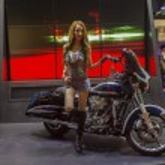 Постер, плакат: Harley Davidson