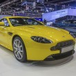 Постер, плакат: Aston Martin V8 Vantage S Coupe Car