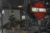 Harley - Davidson Motorcycle — Stockfoto