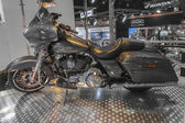 Harley - Davidson Motorcycle — Stock Photo
