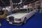 Rolls Royce Silver Spur II (Limo) 1994 — Stock Photo