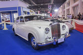 Bentley S2 1961 car — Stock Photo