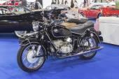 Bmw motorcykel — Stockfoto