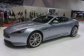 Aston Martin New DB9 Coupe Car — Stockfoto