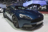Aston Martin Vanquish Coupe Car — Stockfoto