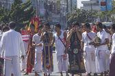 ベジタリアンのお祭り — ストック写真